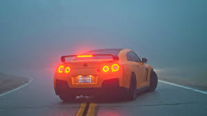 nissan gtr wallpaper hd wallpaper nissan nissan gtr nissan gtr r35 fog brake lights