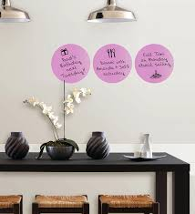 dining room decals removable dry erase wall decals wall decal a dry erase wall decal