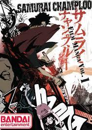 samurai champloo samurai champloo film manga volume 1 v 1 shinichiro watanabe