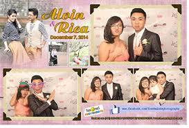 Digital Photo Booth Fresh Minds Digital Photography Laguna Wedding Photographer And