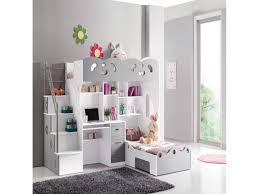 lit mezzanine bureau blanc lit lit mezzanine bureau lit mezzanine sacha pour les enfants