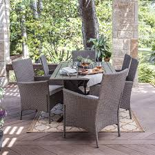7pc Patio Dining Set Outdoor Oasis Lakehurst 7 Pc Patio Dining Set Jcpenney