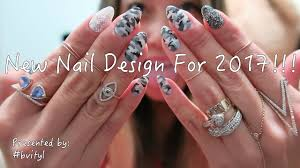 new nail design for 2017 nye marienails gelnails nailart