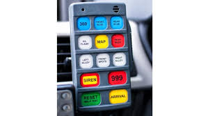 emergency vehicle light controller standard touch controller stc series premier hazard manufacture