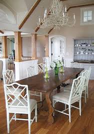 White Wooden Dining Table And Chairs Wood Dining Table Set Trendy Dining Room Unfinished White