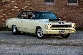 1966 rambler car this wicked rambler pushes 645hp on the street and strip rod