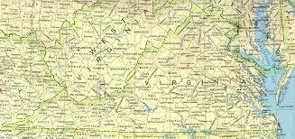 Fredericksburg Va Map Virginia Maps Perry Castañeda Map Collection Ut Library Online