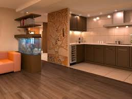kitchen and lounge design combined stylish house living room kitchen