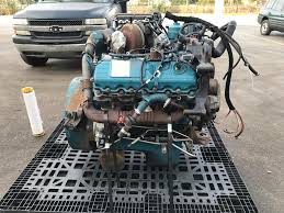used international diesel engines for sale