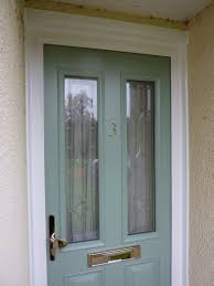 Green Upvc Front Doors by Chartwell Green Composite Front Door Devon