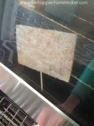 clean oven glass door best 25 cleaning oven glass ideas on pinterest cleaning oven