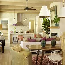Kitchen And Living Room Open Floor Plans Open Floor Plan House Designs Interior Design Architecture And