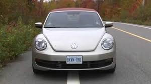2016 volkwagen beetle classic convertible youtube