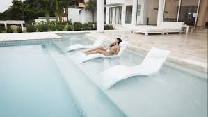 alluring in pool lounge chairs with in the news ledge lounger