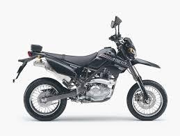 2010 kawasaki klx125 and d tracker 125 motorcycles catalog with