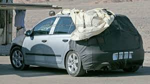 2 door compact cars vw golf mkvi 2 door spied