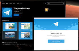 telegram for pc is now available on the windows store neowin