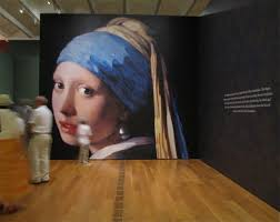 vermeer girl with pearl earring painting vermeer and girl with a pearl earring paintings from the
