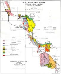 Lake Victoria Map Swan Hill Soil Map Vro Agriculture Victoria