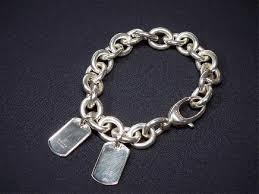 silver tag bracelet images Brandeal rakuten ichiba shop rakuten global market gucci silver jpg