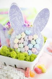 easter bunny candy easter bunny treat bags