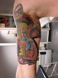 inside arm by daniel tattoonow