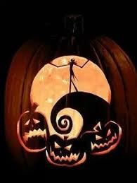 Free Scary Halloween Pumpkin Stencils - katiedid repinned by all creatures gift shop sugar skull