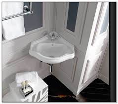 corner bathroom sinks for small spaces befitz decoration