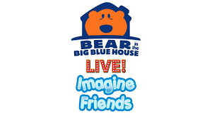 bear in the big blue house live imagine friends stage show