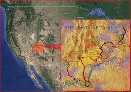 Grand Canyon Map Usa by Hayduke Trail 2014 U2013 A Wee Walk