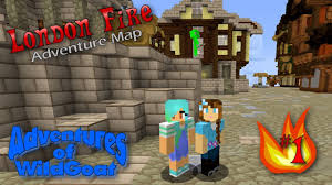 minecraft fire truck the great fire of london in 1666 lost with maps minecraft pc