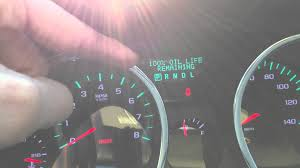 chevy equinox check engine light reset oil change light reset chevy traverse 2011 youtube
