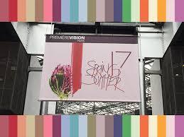 première vision paris color trend spring summer 2017 the