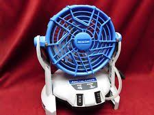 ryobi fan and battery battery oscillating portable fans ebay