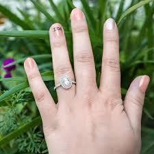 Circle Diamond Wedding Ring by Product Details Shaneco