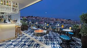 Top 10 Bars In Lisbon Terrace Rooftop Bar Lisbon Aurora Roofing Contractors