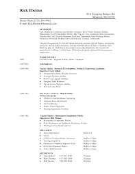 Ehs Resume Examples by Sample Resume For A Tool And Die Maker