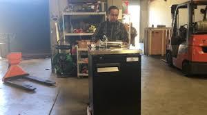 Edgestar Kc2000 2 3 Tap Beer Dispenser Kegerator Commercial Brew Fridge Cooler Nsf