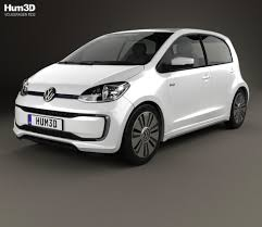 Volkswagen E Up 5 Door 2016 3d Model Hum3d