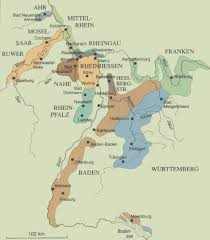 map of regions of germany wine topic of the day german wine regions the mosel pt 1 so