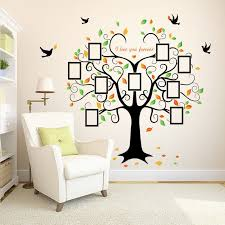 Home Decor Ebay Astounding Family Tree Wall Decal Free Shipping Large Branch