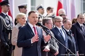 Flag Suit Poland Celebrated The Flag Day Why U0027white U0026 Red U0027 News