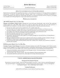 Service Manager Resume Sample by Good Customer Service Representative Resume