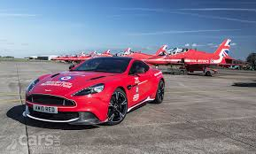 aston martin rapide will only aston martin vanquish s red arrows by q limited edition aston