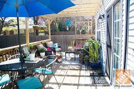 Decorating Decks And Patios Patio Decorating Ideas Turning A Deck Into An Outdoor Living Room