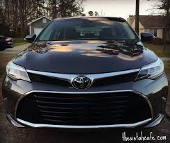 toyota avalon 2017 toyota avalon full size luxury vehicle the sistah cafe