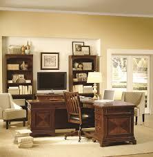 Zarollina Bedroom Set Aspenhome Hawthorne Desk And Reversible Return In Brown Cherry