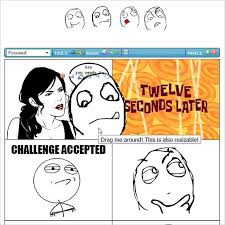 Meme Face Comics - create your own meme comics with rage builder geek fun tips
