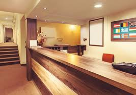 Hotel Reception Desk Reception Counters Desks Cabinet Maker Dublin