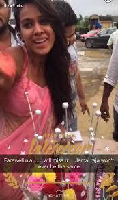 210 best sarees for farewell ravi snapchat pic nia 4689989 jamai raja forum